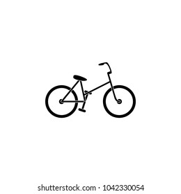 a bike icon. Detailed icon of ecology signs icon. Premium quality graphic design. One of the collection icon for websites, web design, mobile app on white background