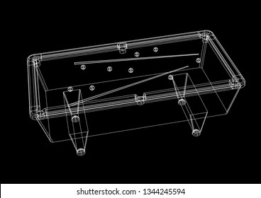 Imágenes, fotos de stock y vectores sobre Pool Table Sketch ... on tv schematics, pool tool ball ghost, pool hole sizes, whirlpool schematics, computer schematics, elevator schematics, pinball schematics, pool drawing, stereo schematics, air hockey schematics,