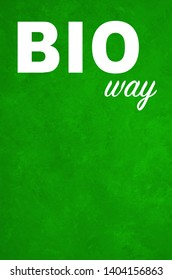 Bio way life style poster