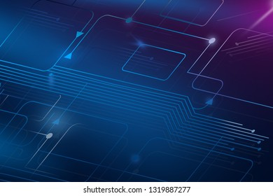 Biometric Verification theme , Info graphic banner background