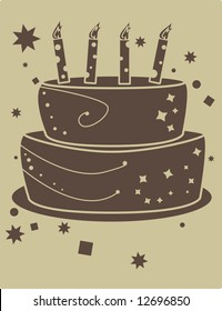 birthday cake - jpg version