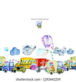 542d5bb640d9 Set Cute Items Toys Newborn Babyboy Stock Vector (Royalty Free ...