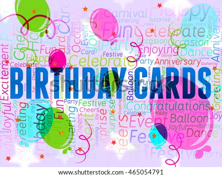 Birthday Cards Meaning Best Wishes And Congratulation