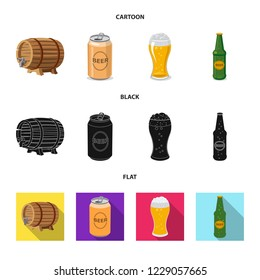 bitmap design of pub and bar icon. Collection of pub and interior bitmap icon for stock.