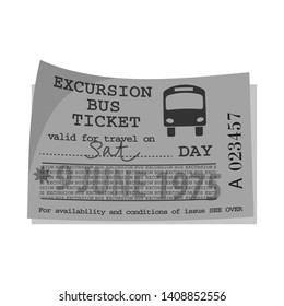 bitmap illustration of ticket and admission icon. Collection of ticket and event stock symbol for web.