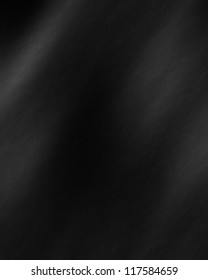Black background texture with smooth lines and soft highlights