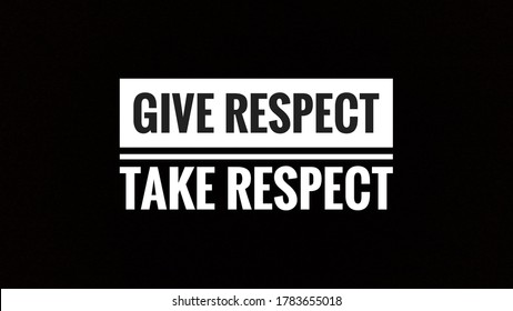 Respect Rules Images Stock Photos Vectors Shutterstock