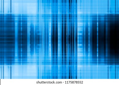 Black and blue abstract crossing blurred stripes background