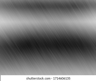Black bright background with reflection