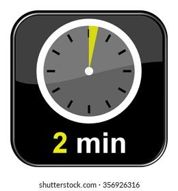 2 minutes images stock photos vectors shutterstock