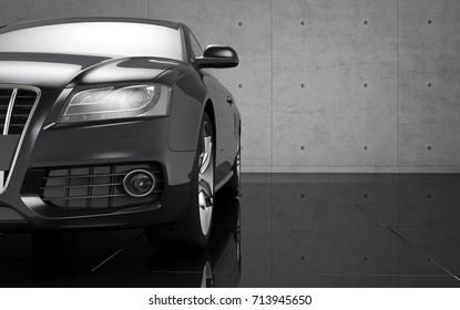 Imágenes Fotos De Stock Y Vectores Sobre Black Car