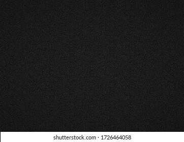 Black. Dark black fabric grid background.Modern abstract texture.