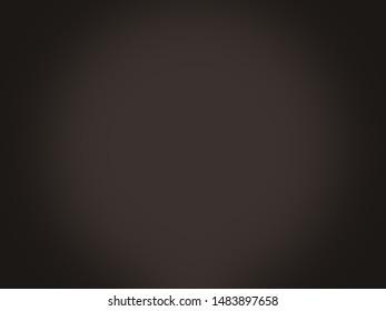 black gradient abstract studio background