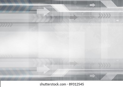 Black and Line background of abstract