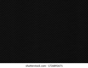 Black metal plate background or dark stainless texture background