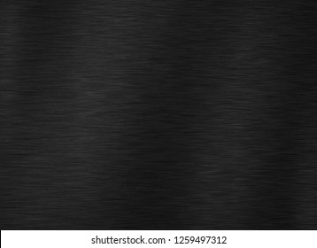 Black Metal texture background aluminum brushed silver