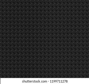 Black metal texture steel background