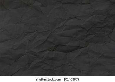 Black Paper Template
