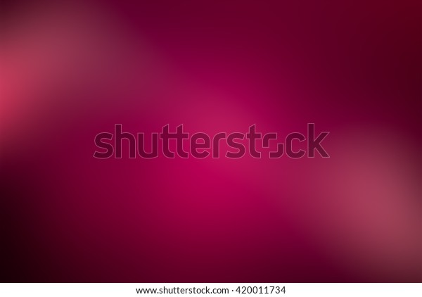 Black Pink Color Gradient By High Stock Illustration 420011734