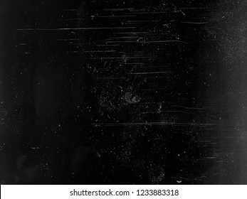 black scratch textures background