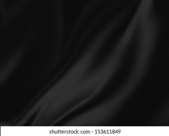 black silk - elegant background for your projects