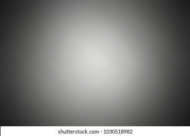 The black and silver backgrounds are light gray with white the light gradient is the diagonal.