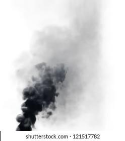 black smoke 2 (alpha map in my gallery)