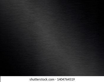 Black striped abstract background - Illustration