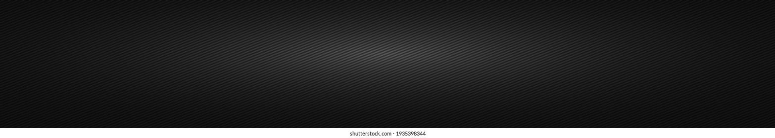 Black texture polymer composite material, dark carbon - illustration