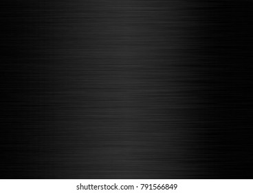 Black texture surface or black metal background