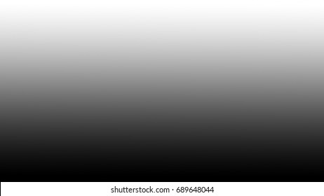 Black and White Gradient 8K Perfect for 3D Modeling