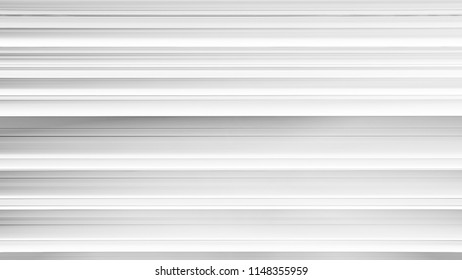 Black and white parallel horizontal lines and stripes for background. Generated and Transparent. The effect is straightforward.