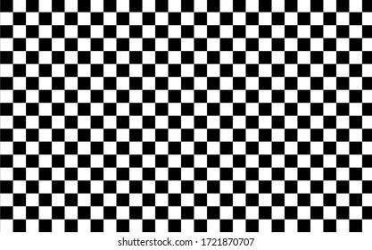 Black and white plaid background. Pattern style. Scottish cage.