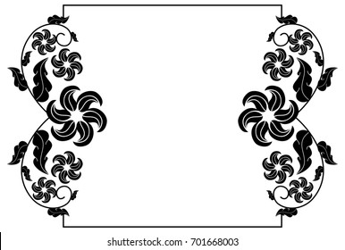Free Black And White Designs Clip Art Images Stock Photos Vectors