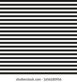 Black White Stripes Background Lined Streaks Seamless Pattern