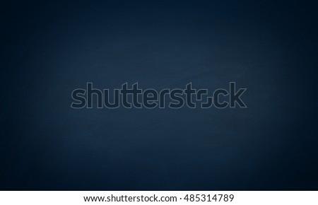 blank blue chalkboard blackboard texture copy stock illustration