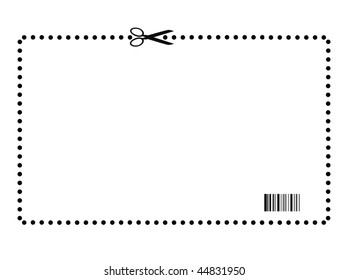 blank coupon images stock photos vectors shutterstock