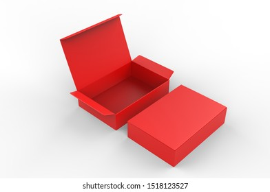 Red Box Mockup Images Stock Photos Vectors Shutterstock