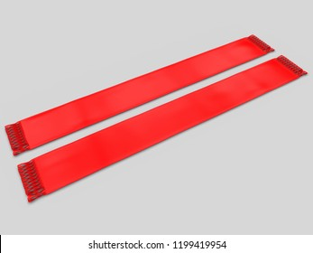 Scarf Blank Images, Stock Photos & Vectors | Shutterstock