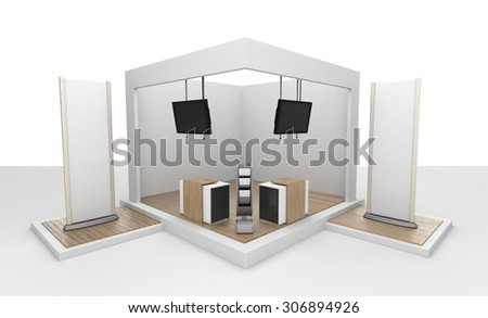 Trade Fair Stands Design : Grand stand design for trade fair stands frame store