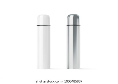 White Thermos Flask Images, Stock Photos & Vectors