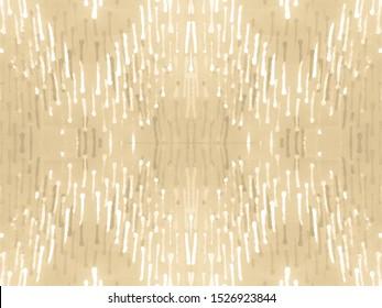 Bleached Tie Dye. Beige Bohemian Art. Batik Ikat Geo. Nude Boho Rug. Shibori Dyeing. Dip Dyed Fabric. Taupe Seamless Geo Ethnic Art. Desert Sands Repeat. Cement Background.