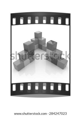Block Diagram Film Strip Stock Illustration 284247023 Shutterstock