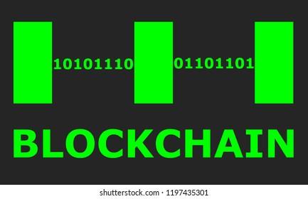 Blockchain blocks and bits and bytes
