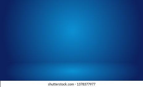 Blue 3d. background
