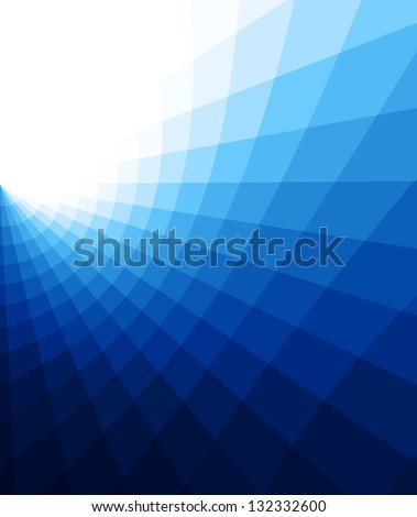 blue abstract background suitable abstract brochures stock
