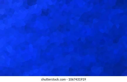 blue abstract - CG image
