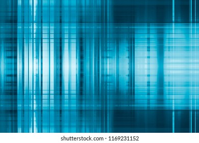 Blue abstract crossing blurred stripes background