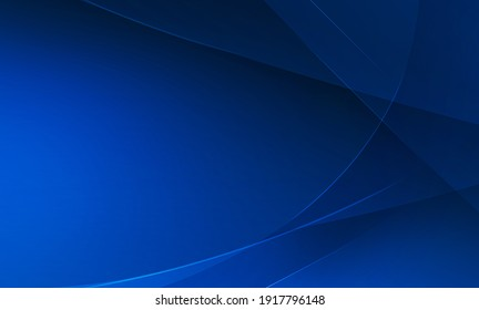 Blue Abstract Poster Style backdrop wallpaper. Modern Abstract Glowing Lights background design