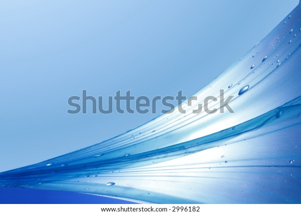 blue background with blue fond